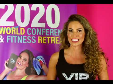 JENNIFER NICOLE LEE JNL VIP WORLD CONFERENCE AND FUN FITNESS RETREAT BY NELSON