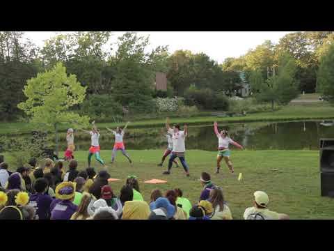 MASU Exec Dance - Mount Allison Orientation 2017