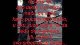 Arindy MC ft. Krunic-Uzmi mi srce (lyrics)