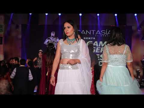 Kingsuk Bhaduri Designer, The Shimmer-2, Grand Fashion Show In The Game Changers Business Award 2019