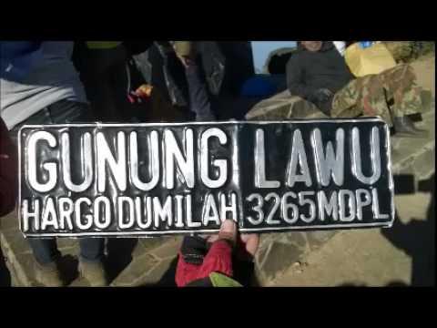 Mt. Lawu - 3.265 Mdpl (Slide Show)