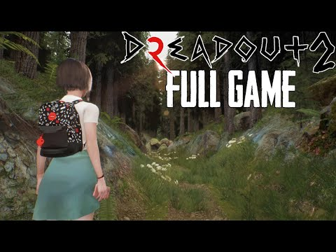 DreadOut 2 Full Gameplay Walkthrough (No Commentary)