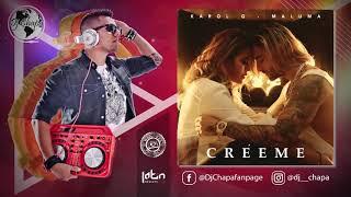 Karol G ft. Maluma - Creeme (Bachata Remix) Video