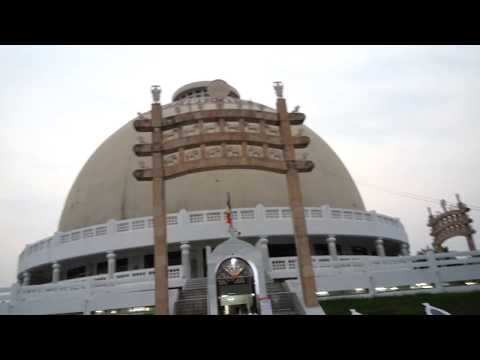 Deekshabhoomi in Nagpur, Sacred Monument of Buddhism in Nagpur,Ambedkar Central Memorial Nagpur City