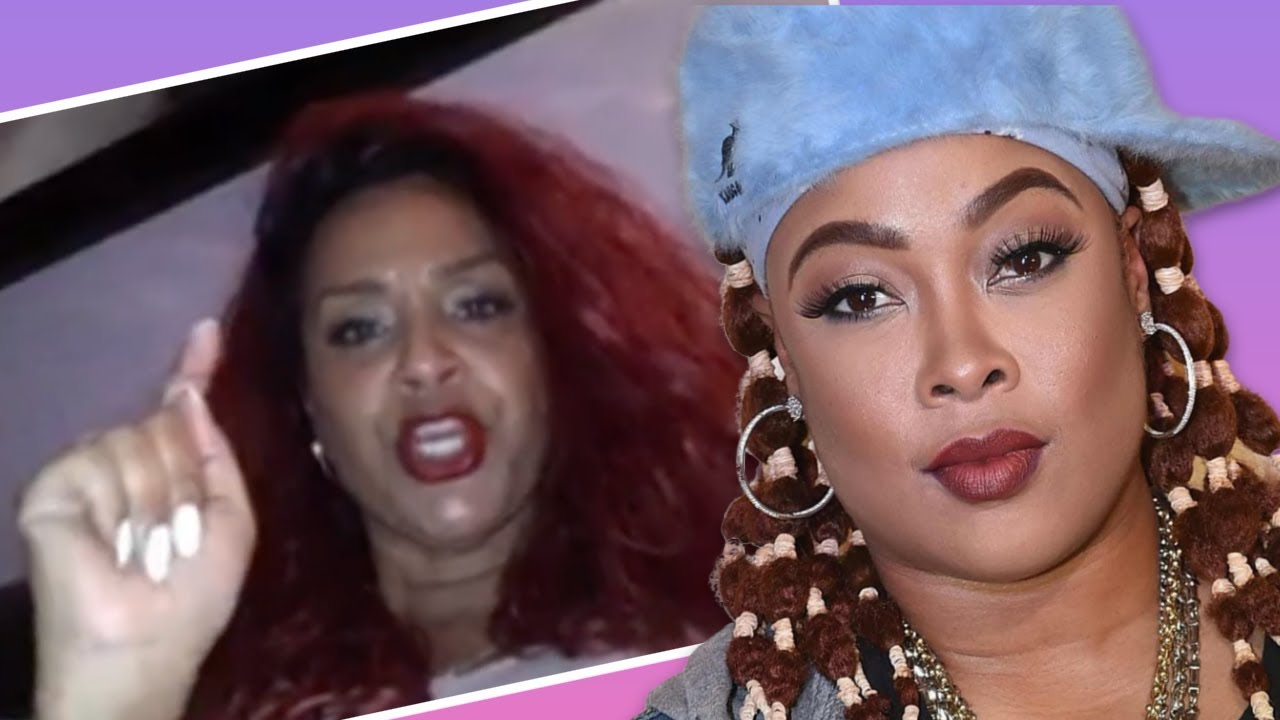 DaBrat Surprise Happy Birthday To LisaRaye Went Left