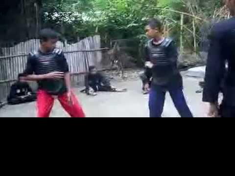 Latihan Sung Pagar Nusa Gudo Jombang
