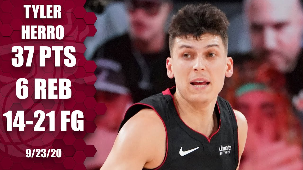 Tyler Herro goes off for 37 points for Heat vs. Celtics [GAME 4 HIGHLIGHTS] | 2020 NBA Playoffs
