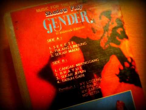 Music for a Balinese shadow play - Gender