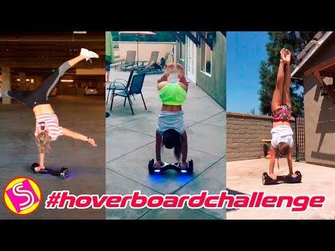 Hoverboard Challenge Musically app Compilation 2017 #hoverboardchallenge