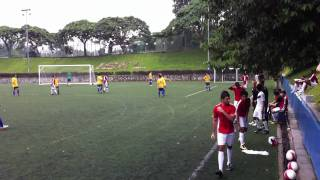 KLIS vs Nike Academy Kuala Lumpur (Shaun