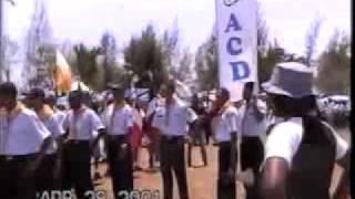 Camporee Nacional Aventureros 2001 Unión Dominicana Primera