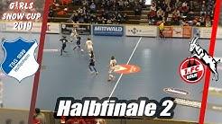 Halbinale 2 - GSC2019 - TSG 1899 Hoffenheim vs 1.FC Köln