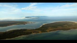 Snake Island and Corner inlet