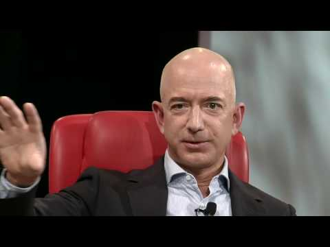 Peter Thiel vs. Gawker | Jeff Bezos, CEO Amazon | Code Conference 2016