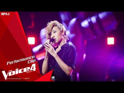 The Voice Thailand - เปอติ๊ด ญาดา - Like I'm Gonna Lose You - 15 Nov 2015