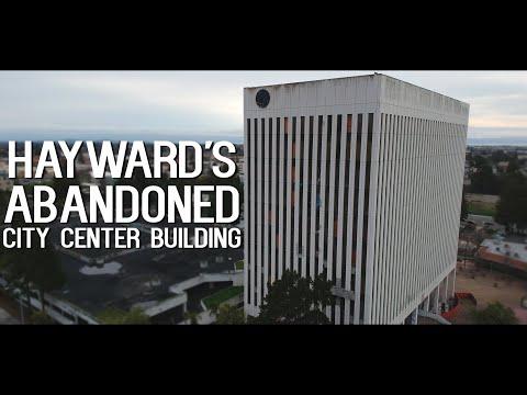 Abandoned City Center Building | Hayward, California