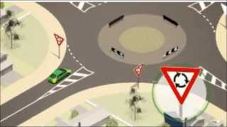 How To Give Way At Roundabouts