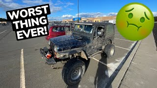homepage tile video photo for GOT WORST JEEP WRANGLER IN HISTORY!!! (MISTAKE!)