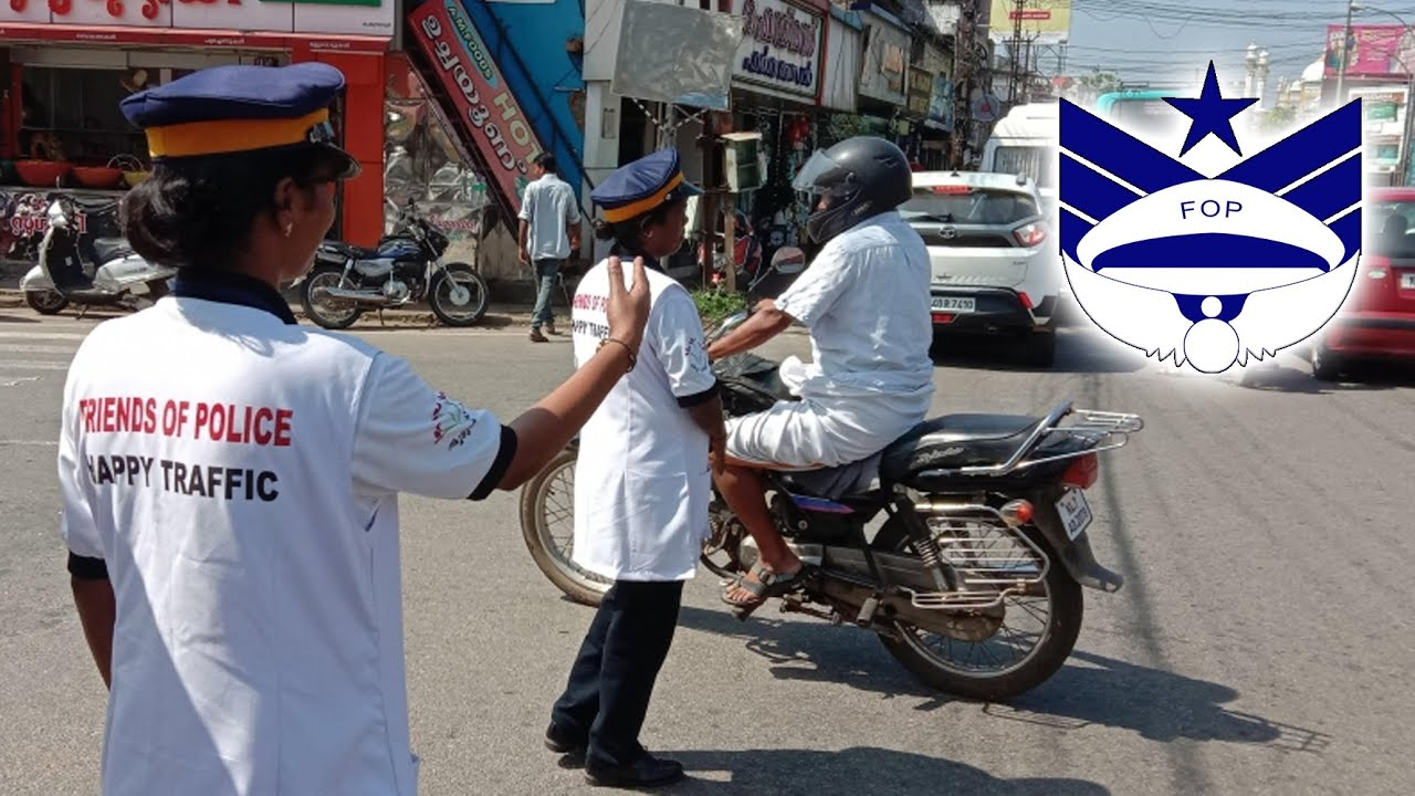 What Will Be the Friendship of the Police? in Tamil Nadu