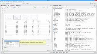 Wie zum Erstellen einer Datei aus einer Liste in R. [HD]