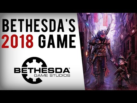 "Bethesda's 2018 Fallout-Like Space RPG ""Starfield"" 