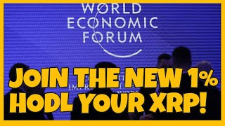 **WORLD ECONOMIC FORUM MENTIONS RIPPLE!** XRP is the Greenest Crypto! Financial Reset is Overdue!