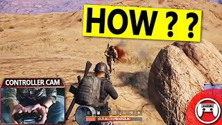 How? - PUBG PS4 Pro Solo Live Stream with Controller Camera