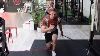 Ćwiczenie na bóle kolan, bioder i kostek - dla biegacza i nie tylko...