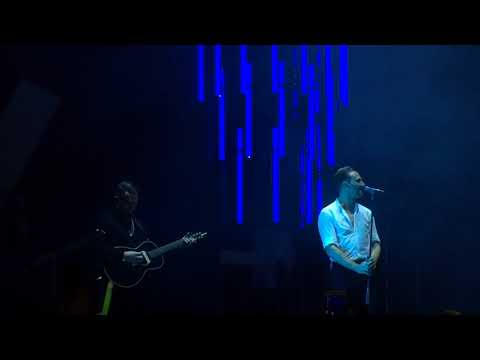 Hurts - somebody to die for (Moscow,...