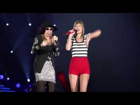 Carly Simon & Taylor Swift - You're So Vain - Official Video
