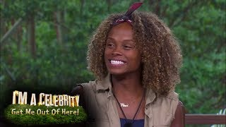 Fleur Leaves the Jungle | I'm a Celebrity... Get Me Out of Here!