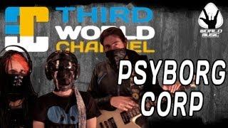 TWC - World Music - Psyborg Corp - Cryovolcano Terrorzone