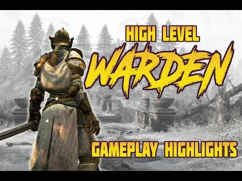 For Honor - High Level Warden Gameplay - Duels Highlights