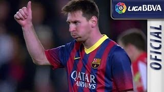 Highlights FC Barcelona (2-1) Athletic Club - HD
