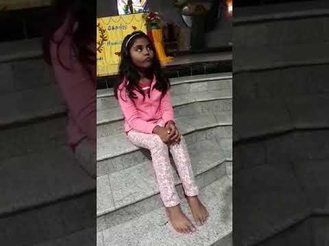 Kannuneer Ennu Marumo ( Malayalam Song ) Sung By SHARON CHRISTOPHER DAVID
