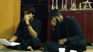 Tejani Brother 2011 : Akhir Hussain Maa Hun