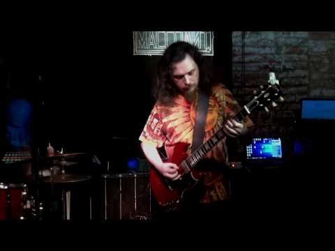"""Maat Lander """"Fields of Serenity"""" live 24.02.2018 @ Mассолит 