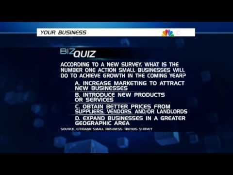 Barry Moltz and Eric Ries Play Biz Quiz by OPEN Forum