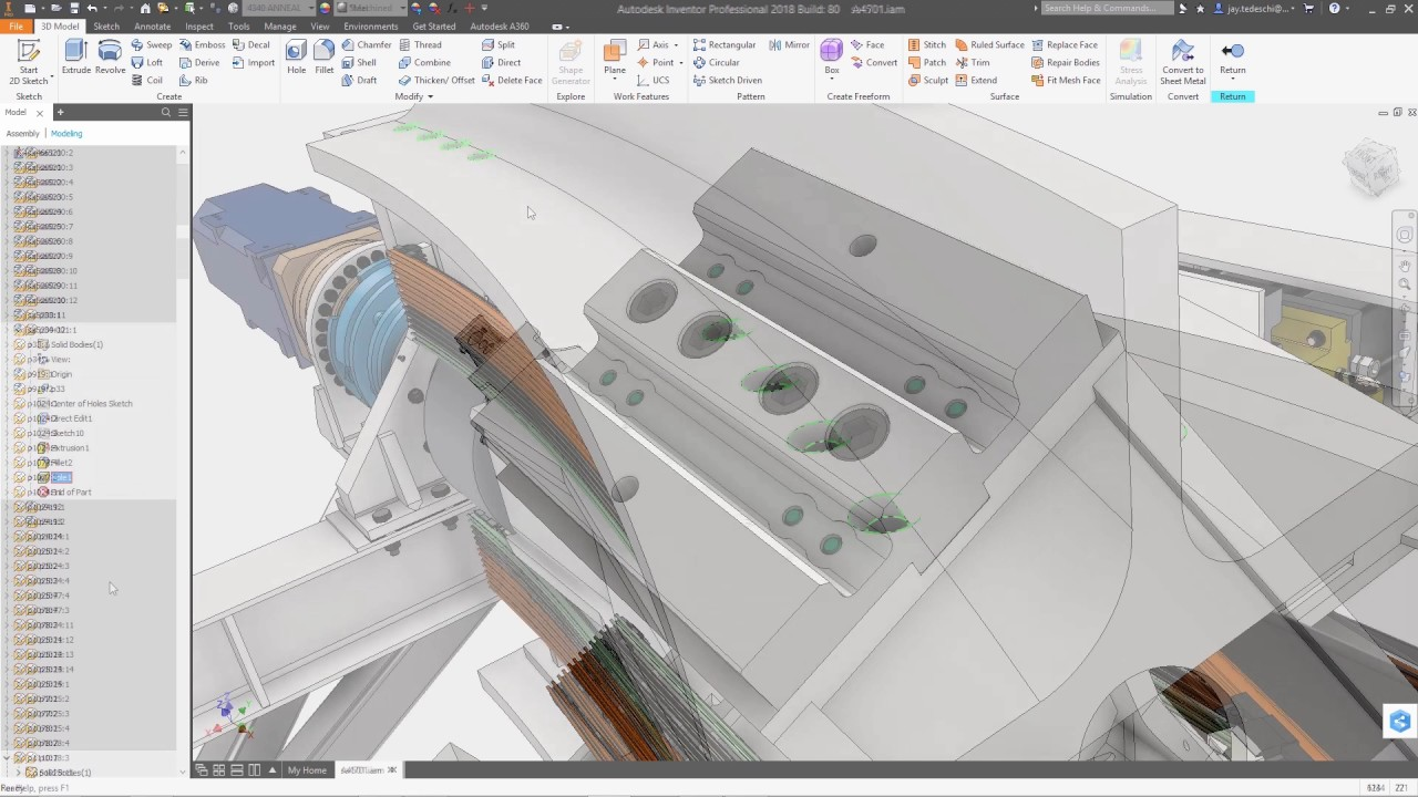 Inventor 2018 What's New Inventor Ideas