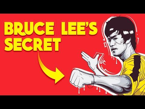 Bruce Lee's Philosophy - 4 Success Tips