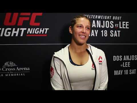 [SPOILER] Winner of Megan Anderson vs. Felicia Spencer Post-Fight Media Scrum