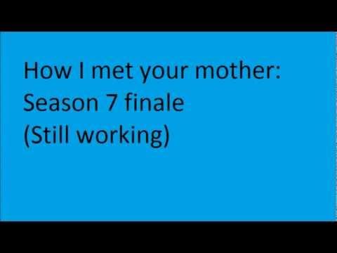 How Met Your Mother Season Finale Still Working