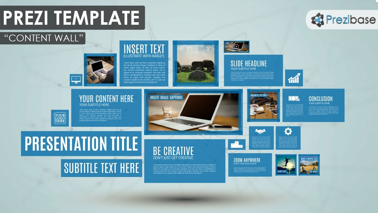 resume Prezi Resume Template content wall prezi template youtube template
