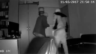 Кража со взломом Реальное видео