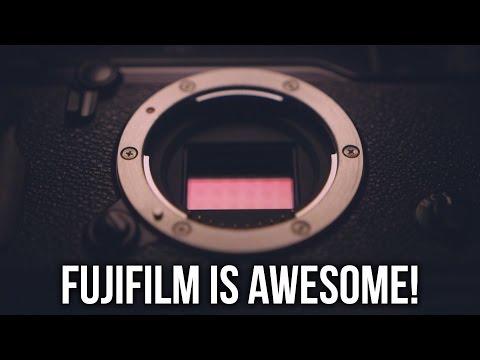 Hands On w/ FujiFilm's NEW X-70, X-E2s & X-Pro 2