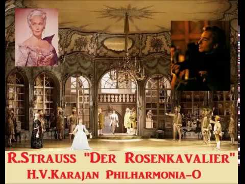 "R.Strauss ""Der Rosenkavalier"" [ H.V.Karajan Philharmonia-O ] (1956)"