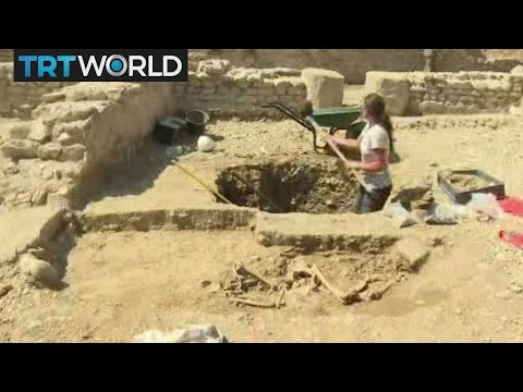 Roman Ruins: Archaeologists discover ancient remains