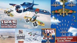 1945 Air Force Airplane Game review | 1945 Airforce Gameplay screenshot 2