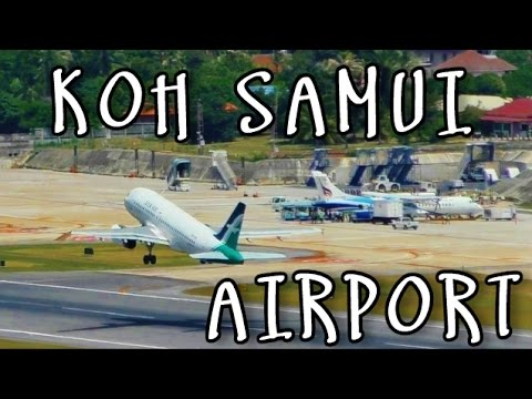 KOH SAMUI AIRPORT (INTERNATIONAL)