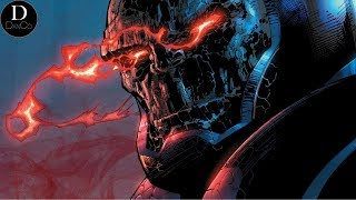 10 Characters Who Can Beat Darkseid